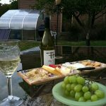 Wine and cheese anyone?
