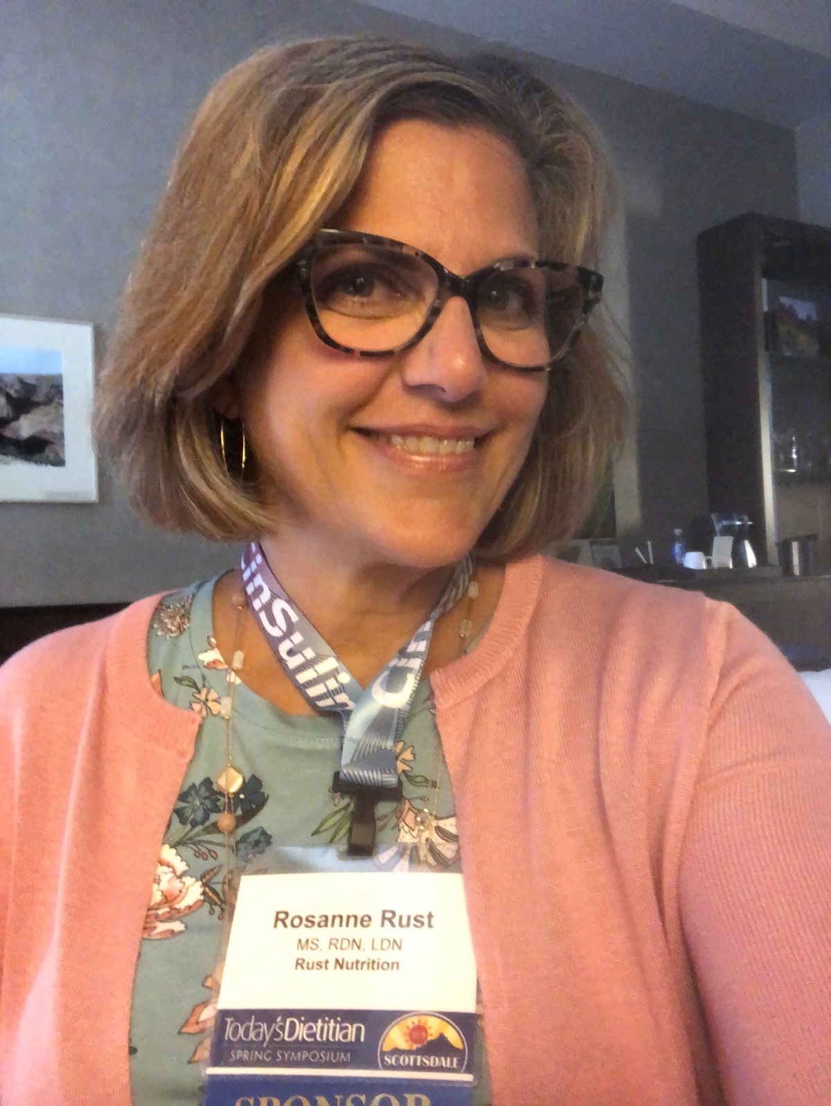 Today's Dietitian - Rosanne Rust MS, RDN, LDN