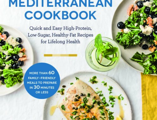 Cookbook Review: Low Carb Mediterranean